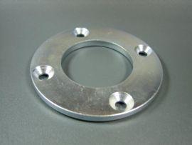 "Plate crankshaft bearing ""MB Developments"" Lambretta"