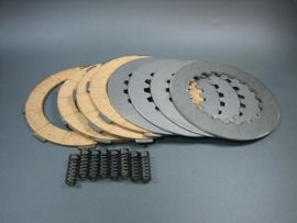 "Clutch 4-plates complete ""Newfren"" Vespa Cosa, PX98/MY"