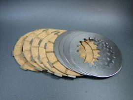"Clutch 5-plates complete ""Surflex Race"" (w/o S) Vespa Cosa, PX98/MY Cosa, PX My"