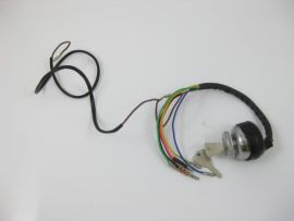 Zündschloß ohne Batterie Lambretta