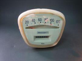 Speedometer 120 km/h III Lambretta