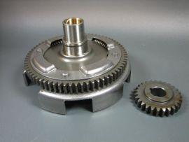 Primary gear transmission (Ital.) 2.56 (27/69) Vespa V50, PV, PK