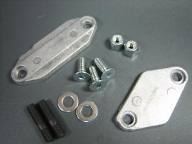 Sealing plate kit Malossi Vespa PV, V50, PK