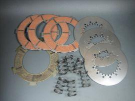 """Clutch plates 4-discs """"Surflex Race"""" complete Vespa PX80-150"""