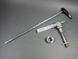 Benzinhahn standard mit Hebel (ital.)  Lambretta Li1, Li2, Li3, LiS, SX, TV, GP/dl