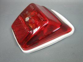 Rear light small square Vespa V50