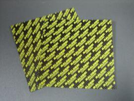 Membranplatte Malossi Carbonio 100x100mm 0,35mm