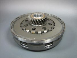 Clutch 22 teeth complete Cosa strengthened with ring (Ital.) Vespa PX, Cosa