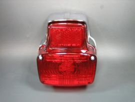 Rear light vintage small Vespa V50, PV
