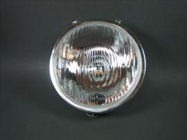 """Head lamp glass """"PIAGGIO"""" Vespa PV, Super"""