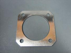 Head gasket alloy Quattrini M1 & M1L 1.5mm 56.5mm Vespa V50, PV, PK