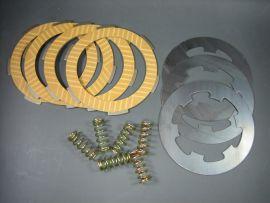 """Clutch plates 4-discs """"Newfren carbon"""" complete Vespa PK XL2, HP"""