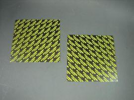 Membranplatte Malossi Carbonio 100x100mm 0,4mm
