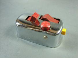 Lichtschalter Umrüstung auf 12V braune Tasten Vespa