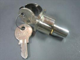 Steering lock with cap (Ital.) Lambretta Series 1 & 2