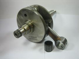 Crankshaft 60/107/16mm AF Rayspeed High Performance Lambretta