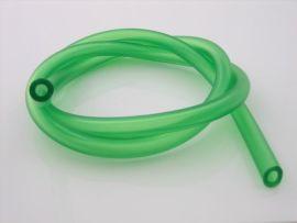 Fuel tube 5x10mm green (1m)