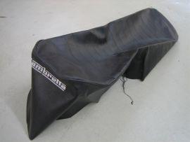 Sitzbezug Ancilotti lang schwarz Lambretta