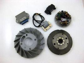 Zündungskit elektronisch Umrüstung auf 12V Vespa Sprint, VNA-VBC