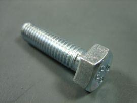 Schraube  M8x30mm Sechskant verzinkt