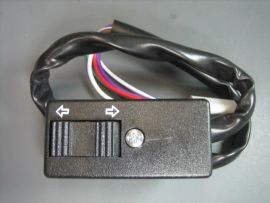 Blinkerschalter 6 Kabel, Multistecker Vespa PX, PK