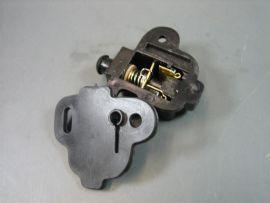 "Brake light switch ""opener"" black Vespa VNA-VBC, Sprint"