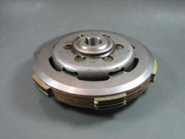 Kupplung komplett 4-Scheiben verstärkt Vespa PK XL2