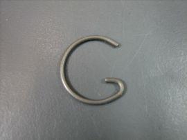 Kolbenclip 15x1,2mm G-Typ rund Polini/DR (Stück) Vespa PK, V50, PV, PX