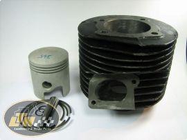 "Zylinderkit 200ccm Stage 4 ""SIL"" Lambretta"