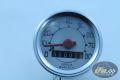 Speedometer 80km/h white with Logo for Vespa V50