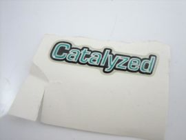 Sticker Catalyzed PIAGGIO Vespa