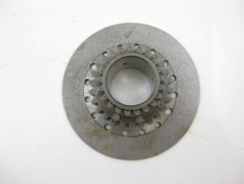 Clutch sprocket 21 teeth small type 6-springs Vespa PX