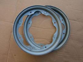 Rim standard silver Lambretta