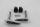 Backenverschlüsse Hebel (Paar) Lambretta Li3, LiS, SX