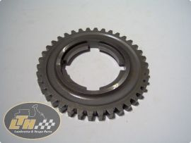 Getriebescheibe 38 Zähne 3. Gang Vespa PX200 Lusso