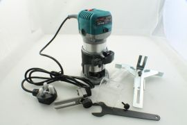 Trimmer milling machine for Backenhexe