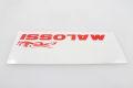 Sticker Malossi  230x55mm (pair)