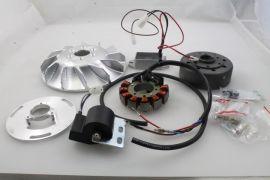 New Complete Lock Set Ignition Main Switch 2 Keys Piaggio Gilera Vespa