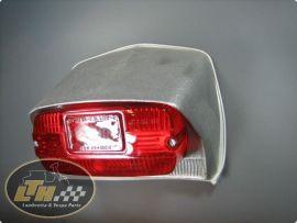 Rear light complete (ital.) Lambretta Li, SX, TV