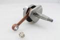 Crankshaft 43/87/12mm 20/20mm cone standard...