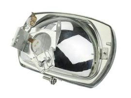 Headlamp incl. chromed ring Siem Vespa V50 Special