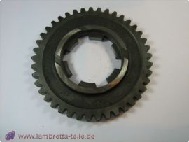 Getriebescheibe 2.Gang 41 Zähne 105,5mm Lambretta