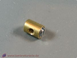 Trunnion for throttle cable