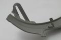 Verkleidung Fußraum seitlich rechts grau Piaggio NRG 50 2013-