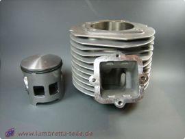 Cylinder & piston 225cc TS-1 Lambretta SX200, GP200