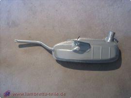 """Exhaust standard """"CasaLambretta"""" Lambretta Li3, LiS, SX, TV"""