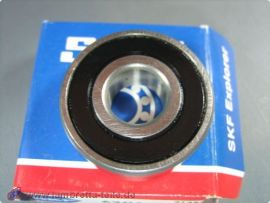 Bearing 6201 2RS 12x32x10 SKF / FAG brake drum Lambretta & Vespa