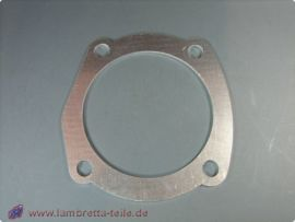 Kopfdichtung Alu 70,5  2,0mm  Lambretta Li1, Li2, Li3, LiS, SX, TV, GP/dl