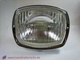 Head light Lambretta GP/dl (Ital.)