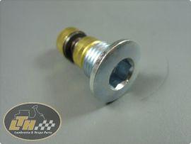 Ölablassschraube mit Magnet (ital.) Lambretta